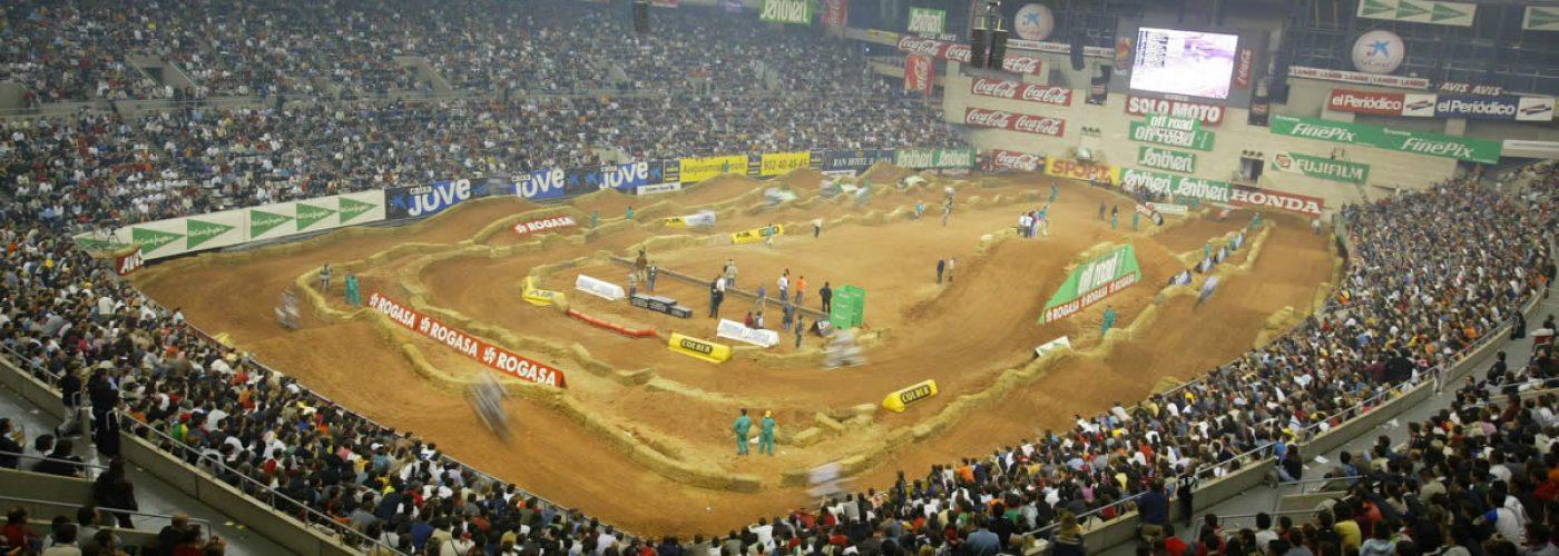 Vuelve el Supercross de Barcelona